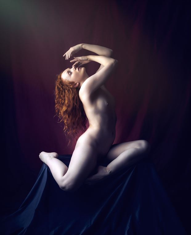 artistic nude figure study artwork by photographer neilh