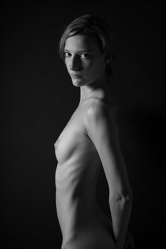 artistic nude figure study artwork by photographer northernindianafoto