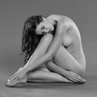 artistic nude figure study photo by photographer castrourdiales