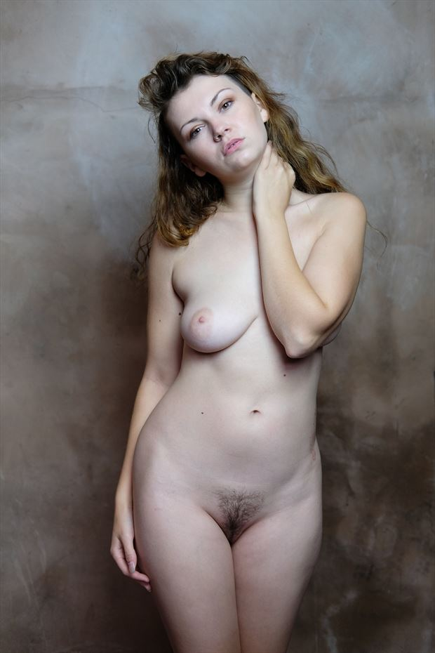 artistic nude figure study photo by photographer colin grist
