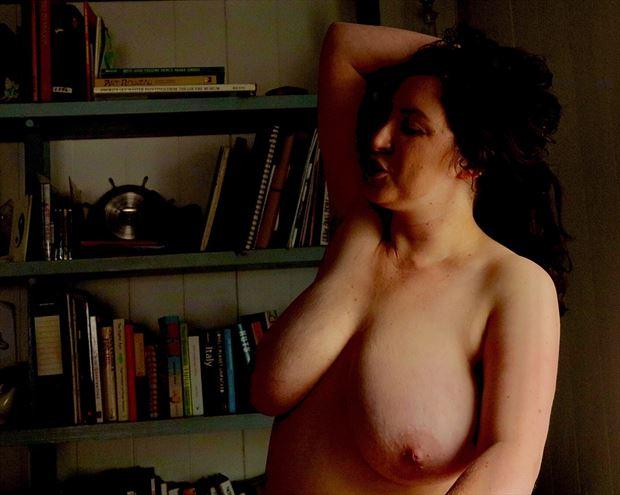 artistic nude figure study photo by photographer dvan