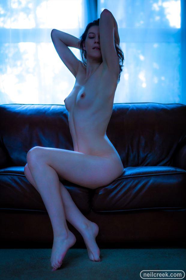 artistic nude figure study photo by photographer neil creek