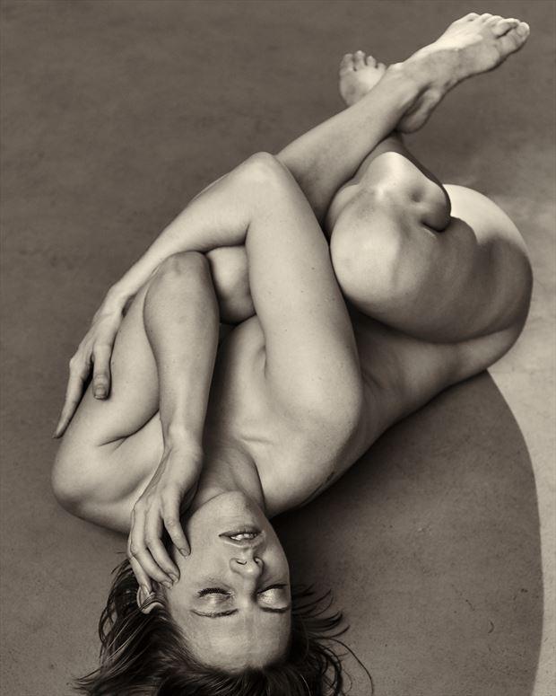 artistic nude figure study photo by photographer teb art photo