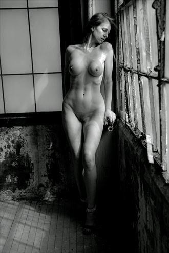 artistic nude figure study photo by photographer werner lobert