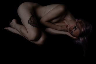 artistic nude glamour artwork by photographer axxxon