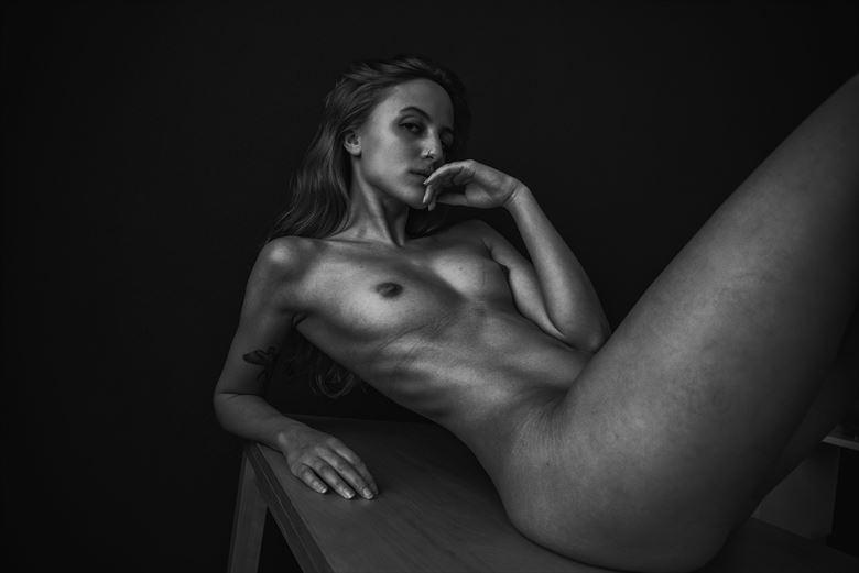artistic nude glamour artwork by photographer burak bulut yildirim