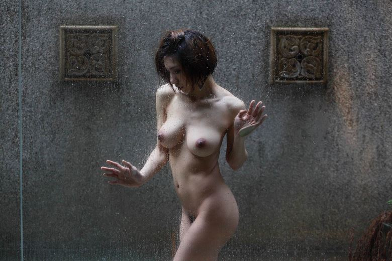 artistic nude glamour artwork by photographer yoga chang