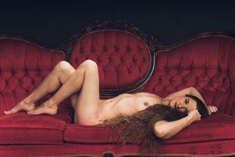 artistic nude glamour photo by model suneadura