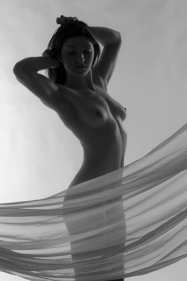 artistic nude glamour photo by photographer blimey