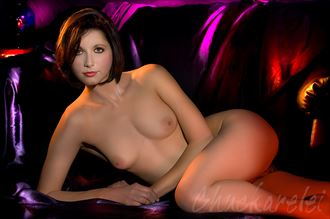 artistic nude glamour photo by photographer chuckarelei
