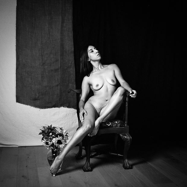 artistic nude glamour photo by photographer notorious foto inc