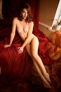 artistic nude glamour photo by photographer randall lloyd