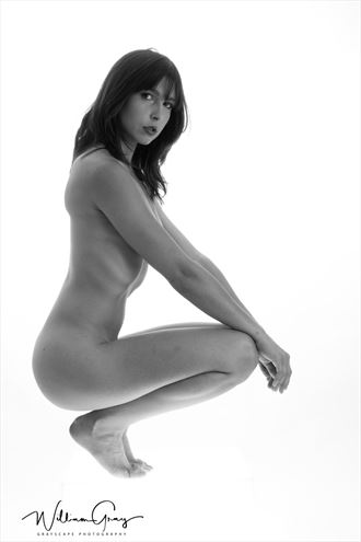 artistic nude implied nude artwork by photographer grayscape photography