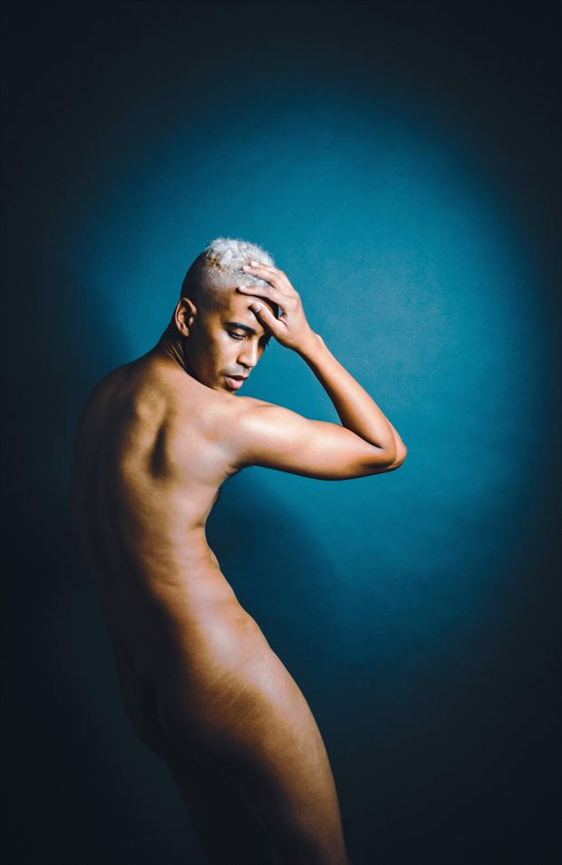artistic nude implied nude artwork by photographer rxbthephotography