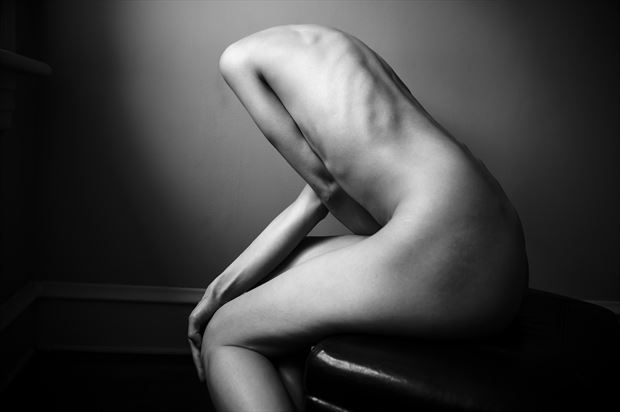 artistic nude implied nude photo by model beth mg