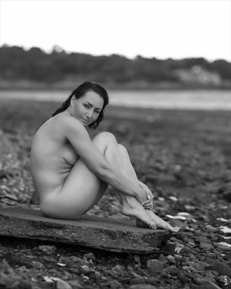 artistic nude implied nude photo by model dylan fox