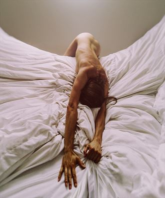 artistic nude implied nude photo by model erin elizabeth