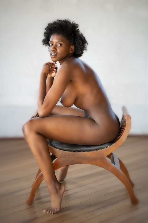 artistic nude implied nude photo by model faith vivien babirye