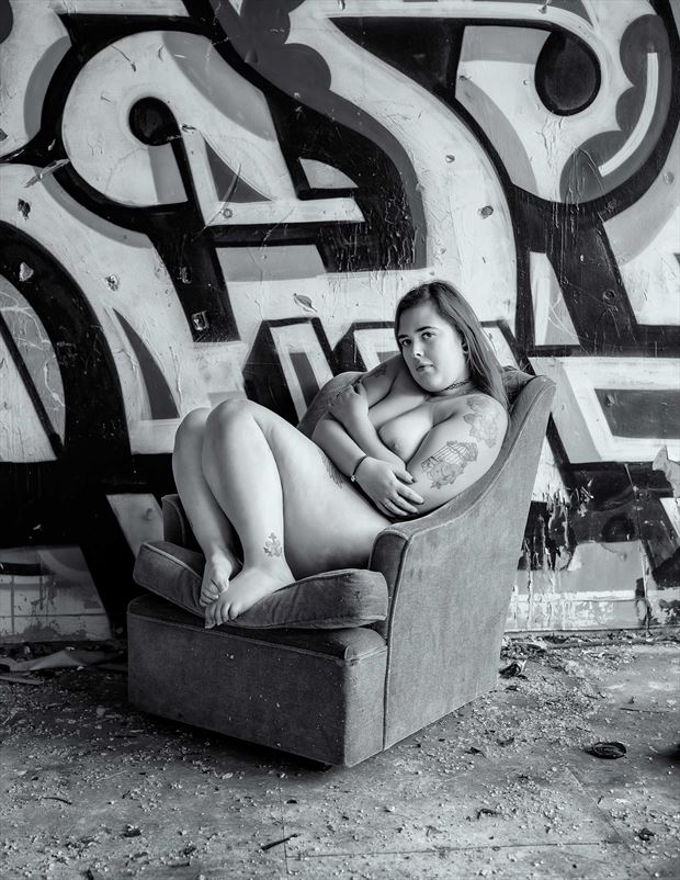artistic nude implied nude photo by photographer chriswoodman_photo