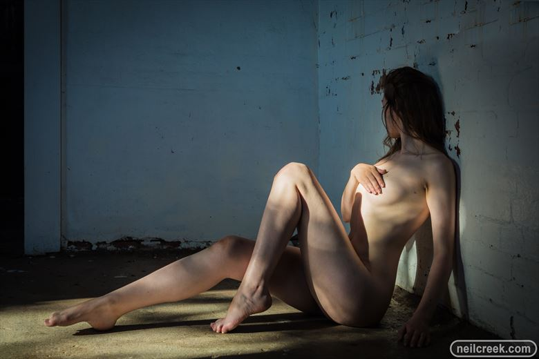 artistic nude implied nude photo by photographer neil creek