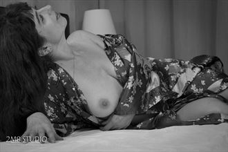 artistic nude lingerie photo by photographer 2m8 studio