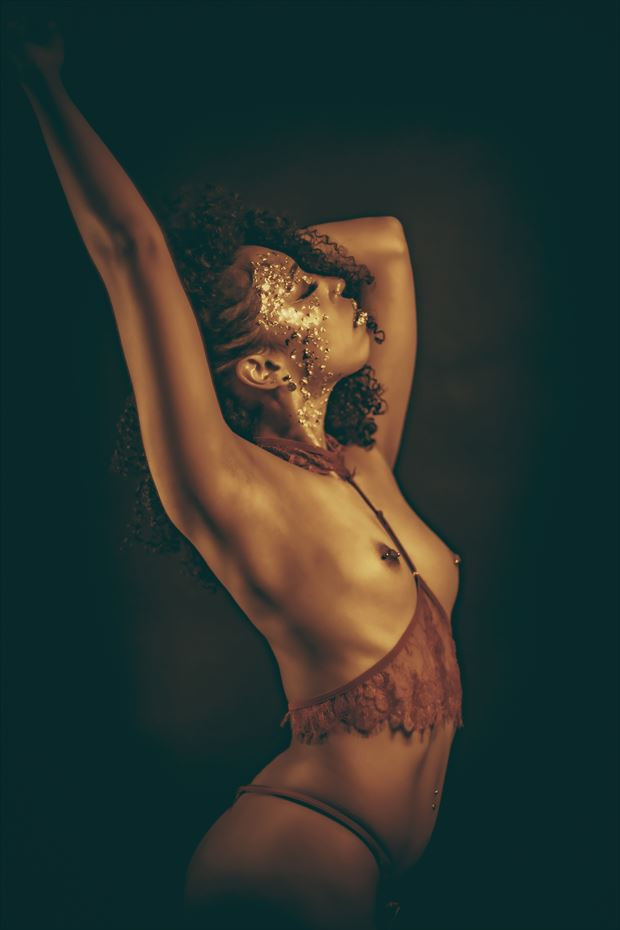 artistic nude lingerie photo by photographer amarbehindthelens
