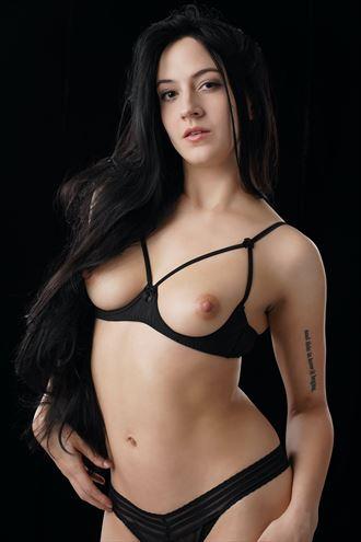 artistic nude lingerie photo by photographer boudoir worldwide