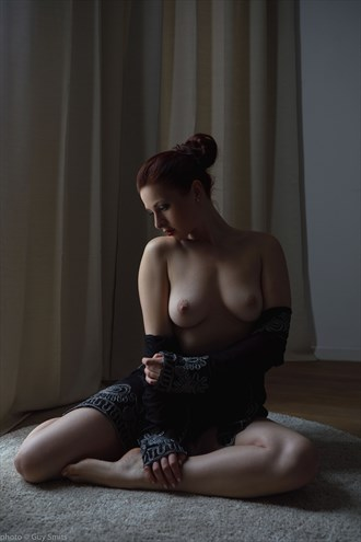 artistic nude lingerie photo by photographer guy smits