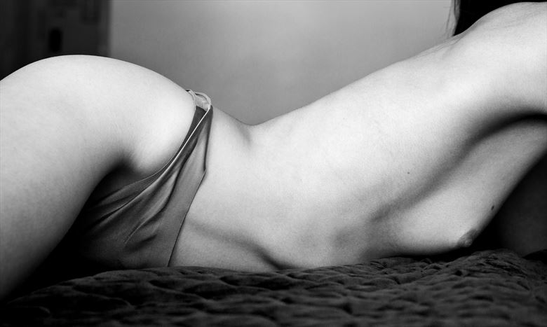 artistic nude lingerie photo by photographer maitland jpeg