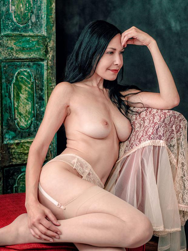 artistic nude lingerie photo by photographer nine80photos