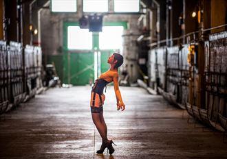 artistic nude lingerie photo by photographer sceloporus