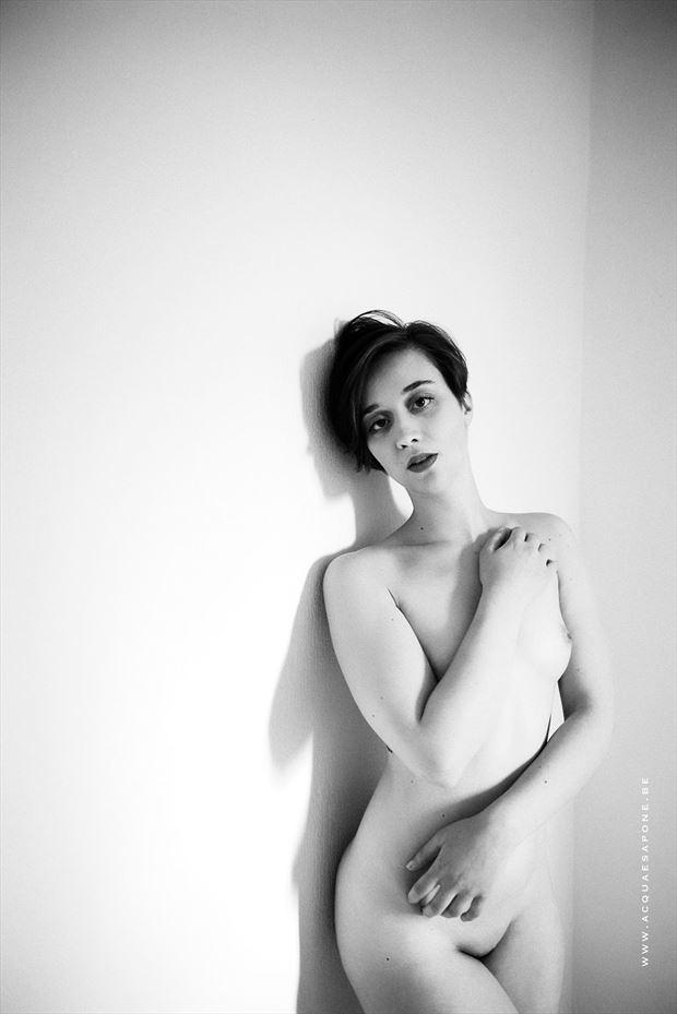 artistic nude natural light artwork by model j k model