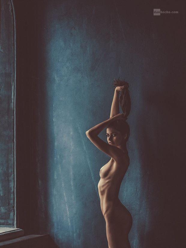 artistic nude natural light artwork by model vlada art