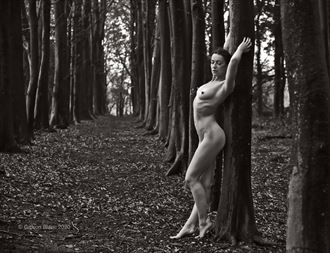 artistic nude natural light photo by model madelainee