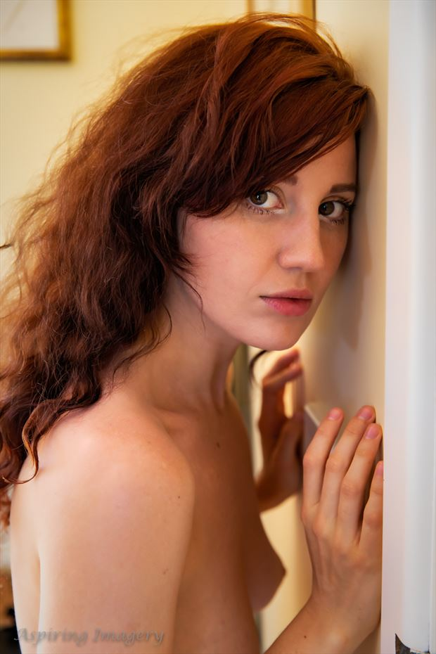artistic nude natural light photo by photographer aspiring imagery