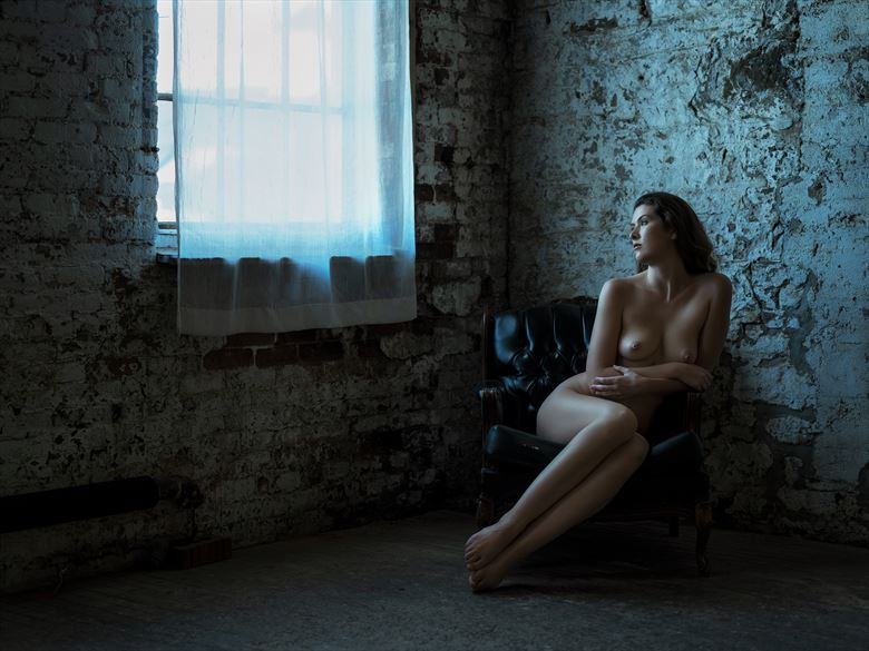 artistic nude natural light photo by photographer ellis