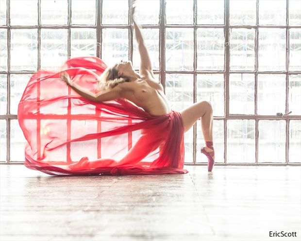 artistic nude natural light photo by photographer eric scott