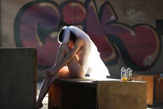 artistic nude natural light photo by photographer robert davis