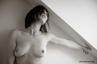 artistic nude natural light photo by photographer synthesis art 1