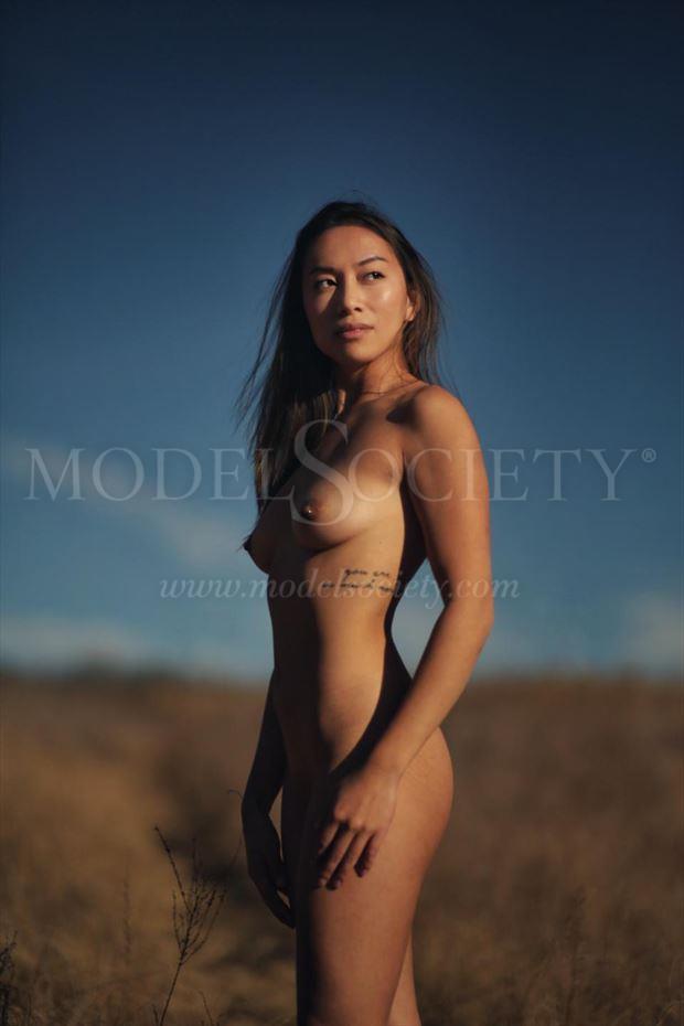 artistic nude nature artwork by model elizabethrose