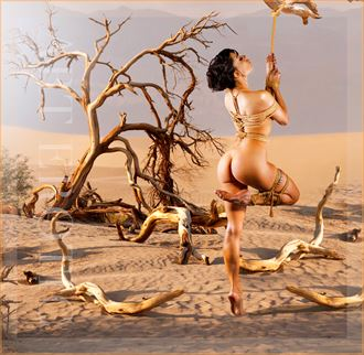 artistic nude nature artwork by photographer arterotic