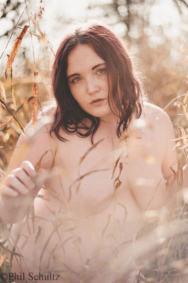 artistic nude nature photo by model clockwork calamity
