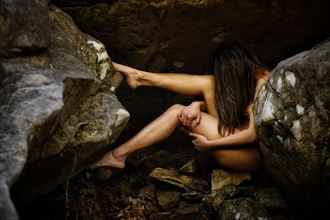 artistic nude nature photo by model elysianrose