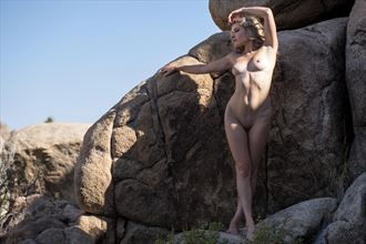 artistic nude nature photo by model missmissy
