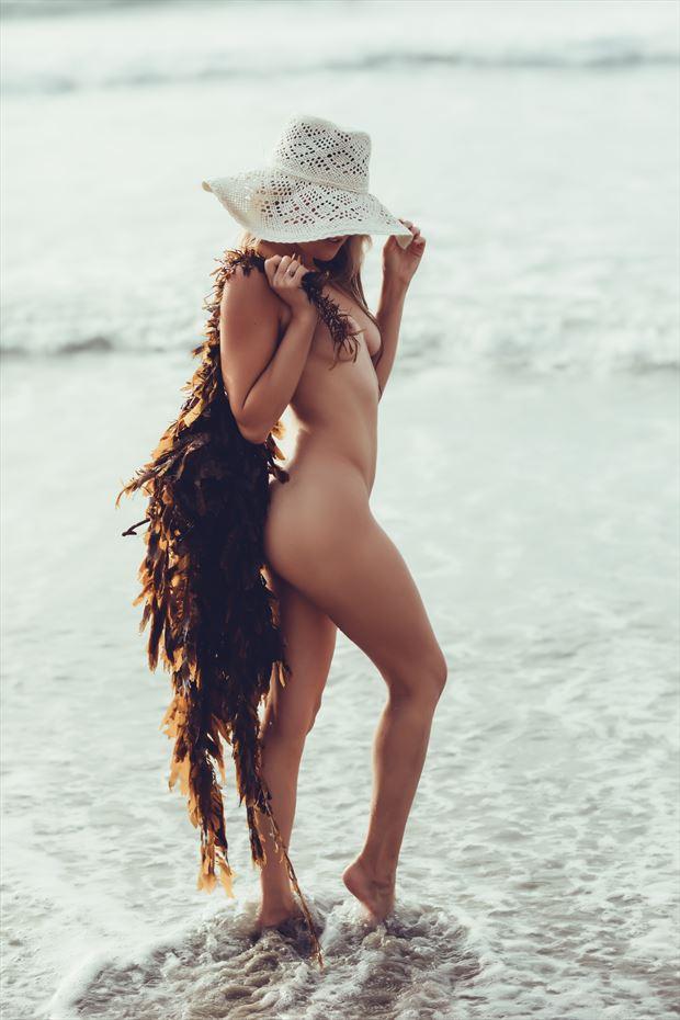 artistic nude nature photo by model missmissy