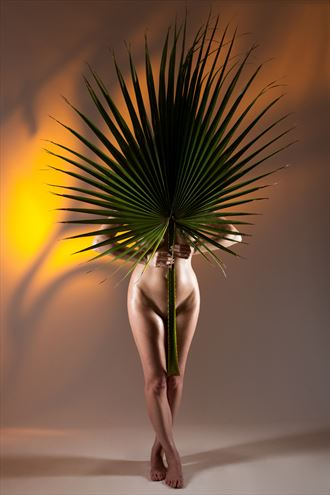 artistic nude nature photo by model sharn