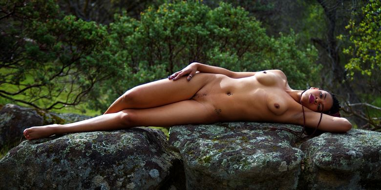 artistic nude nature photo by photographer aephotography