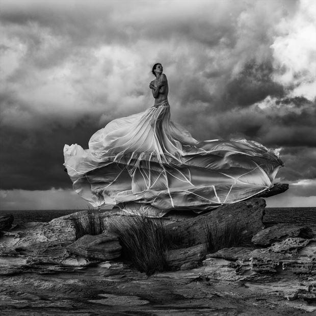 artistic nude nature photo by photographer arthur mavros