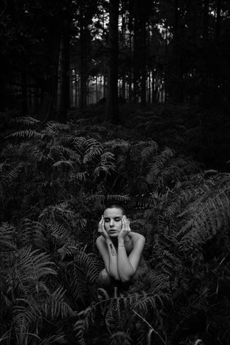 artistic nude nature photo by photographer auditus