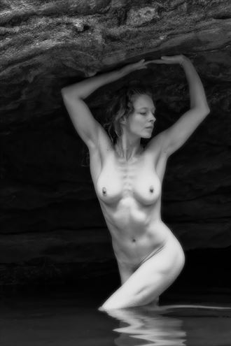 artistic nude nature photo by photographer autumnbearphoto